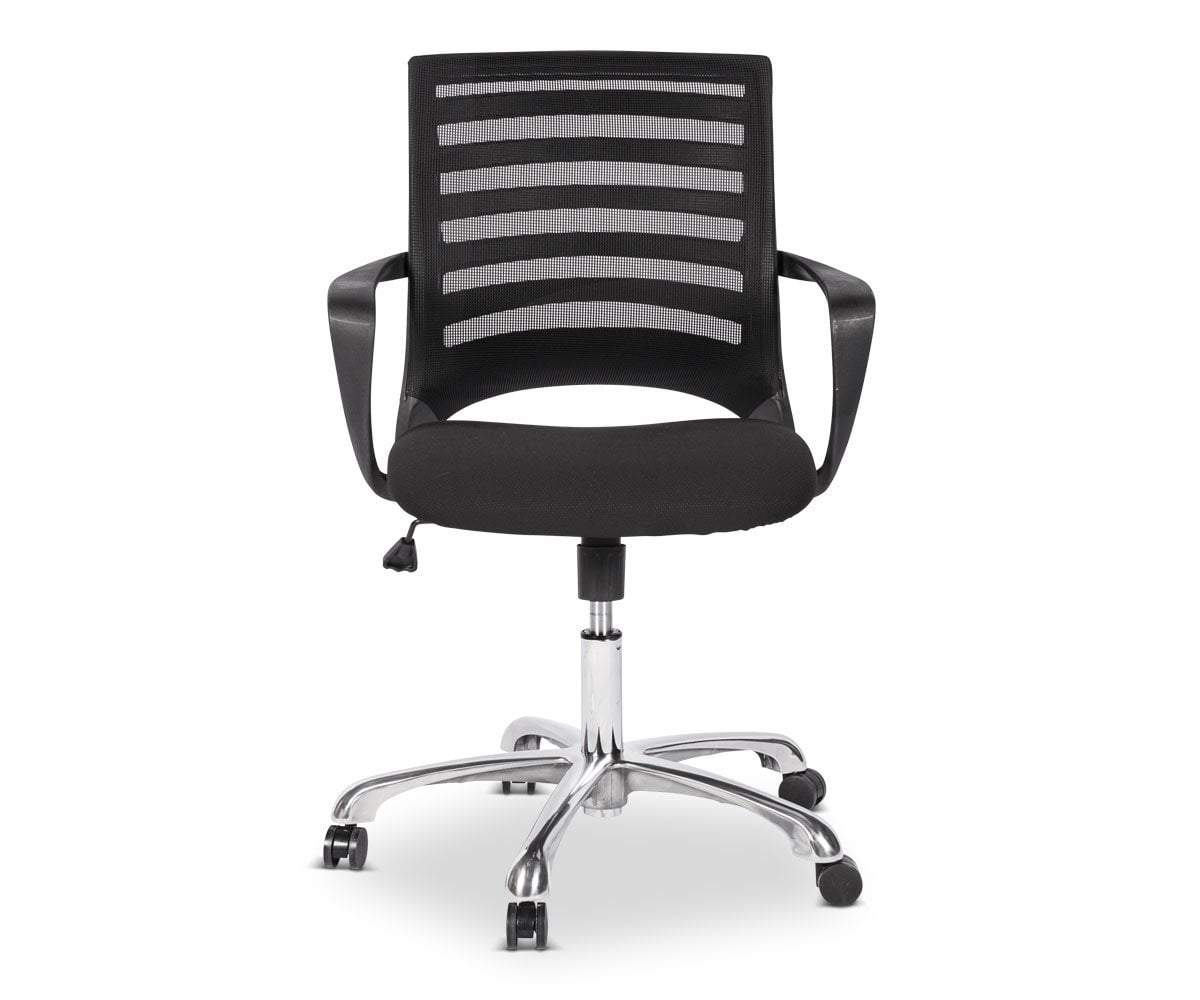 Barrier Desk Chair BLACK   Scandinavian Designs