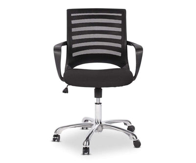 Barrier Desk Chair BLACK - Scandinavian Designs