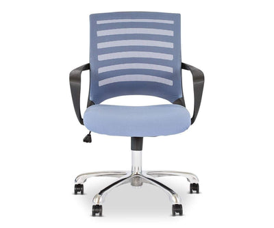 Barrier Desk Chair BLUE - Scandinavian Designs