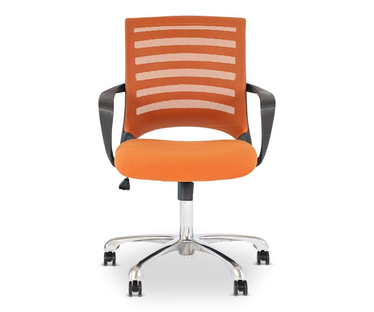 Barrier Desk Chair ORANGE - Scandinavian Designs