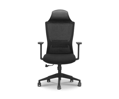 Sirlig High Back Office Chair Black - Scandinavian Designs