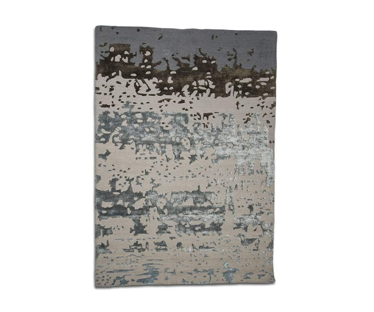 "Annelie Rug - Grey Annelie Grey / 5'6"" x 7'9"" - Scandinavian Designs"
