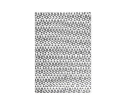 Contemporary grey nordic inspired rug