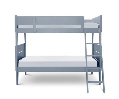 Sloane Twin-Over-Twin Bunk Bed Sloane Grey - Scandinavian Designs