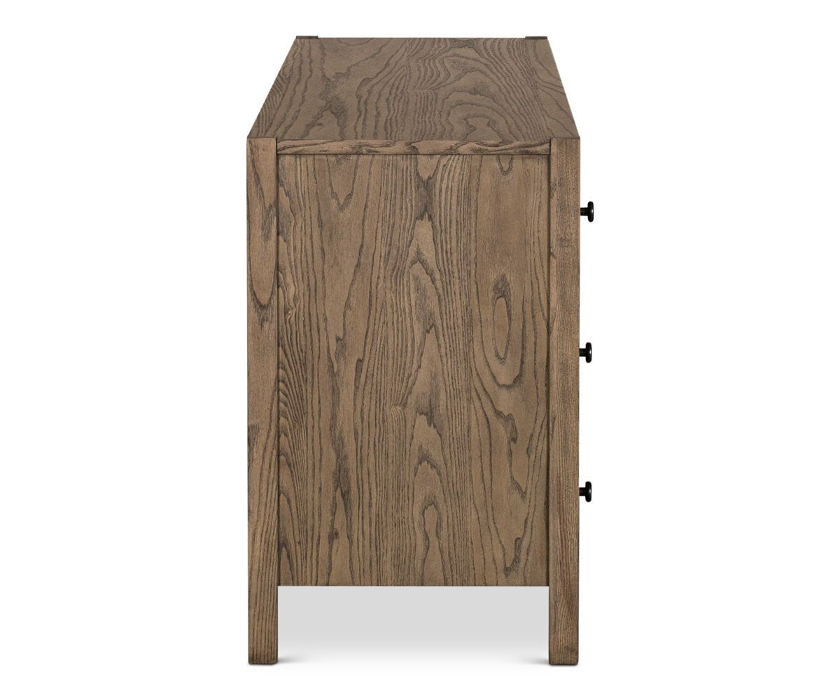 Petra Double Dresser - Scandinavian Designs