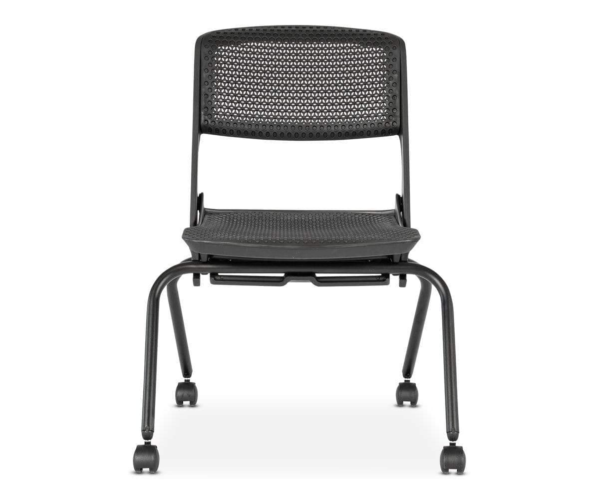 Mobby Conference Chair - Black - Scandinavian Designs