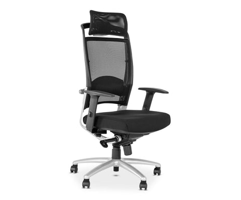 Fulkrum Desk Chair - Black - Scandinavian Designs