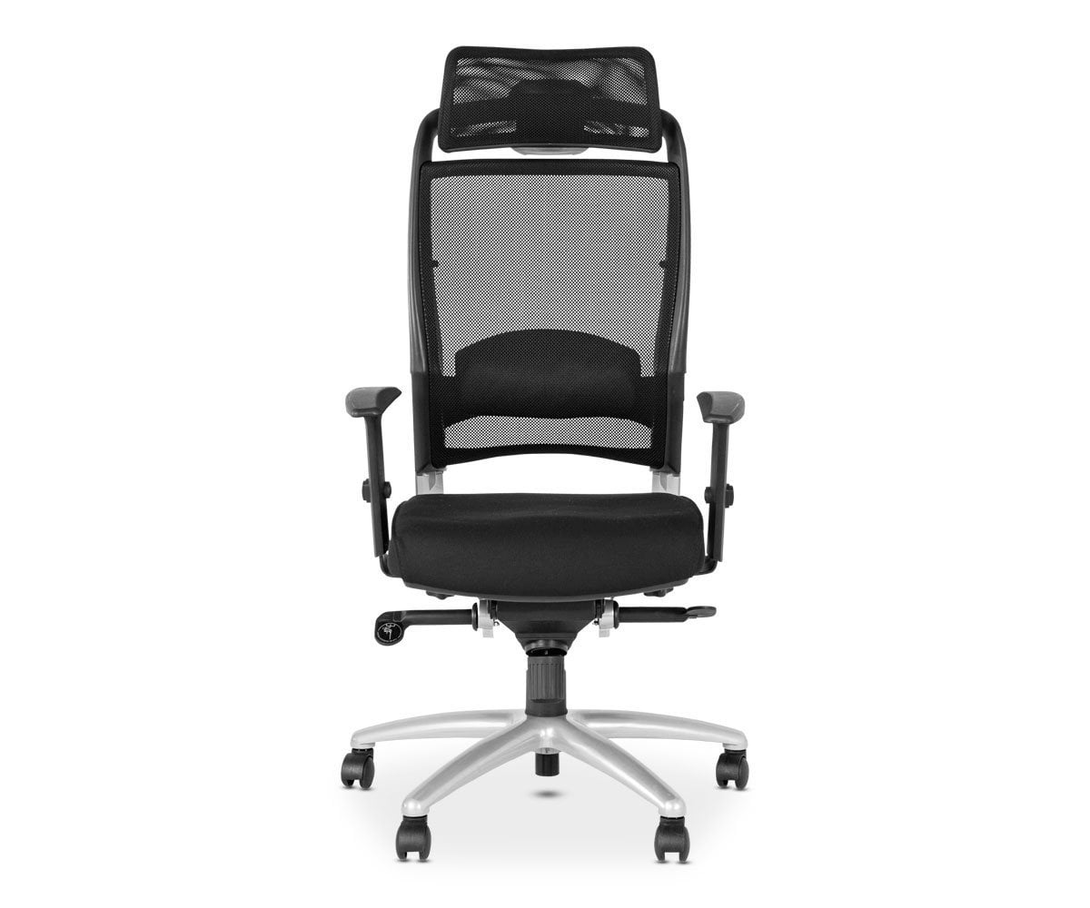 Fulkrum Desk Chair   Black