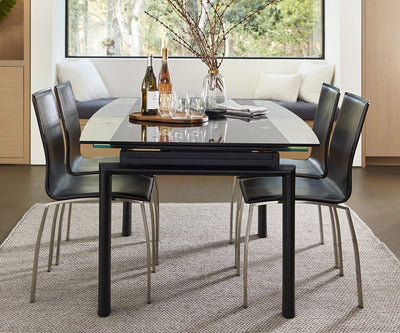 Hispi Extension Dining Table - Scandinavian Designs
