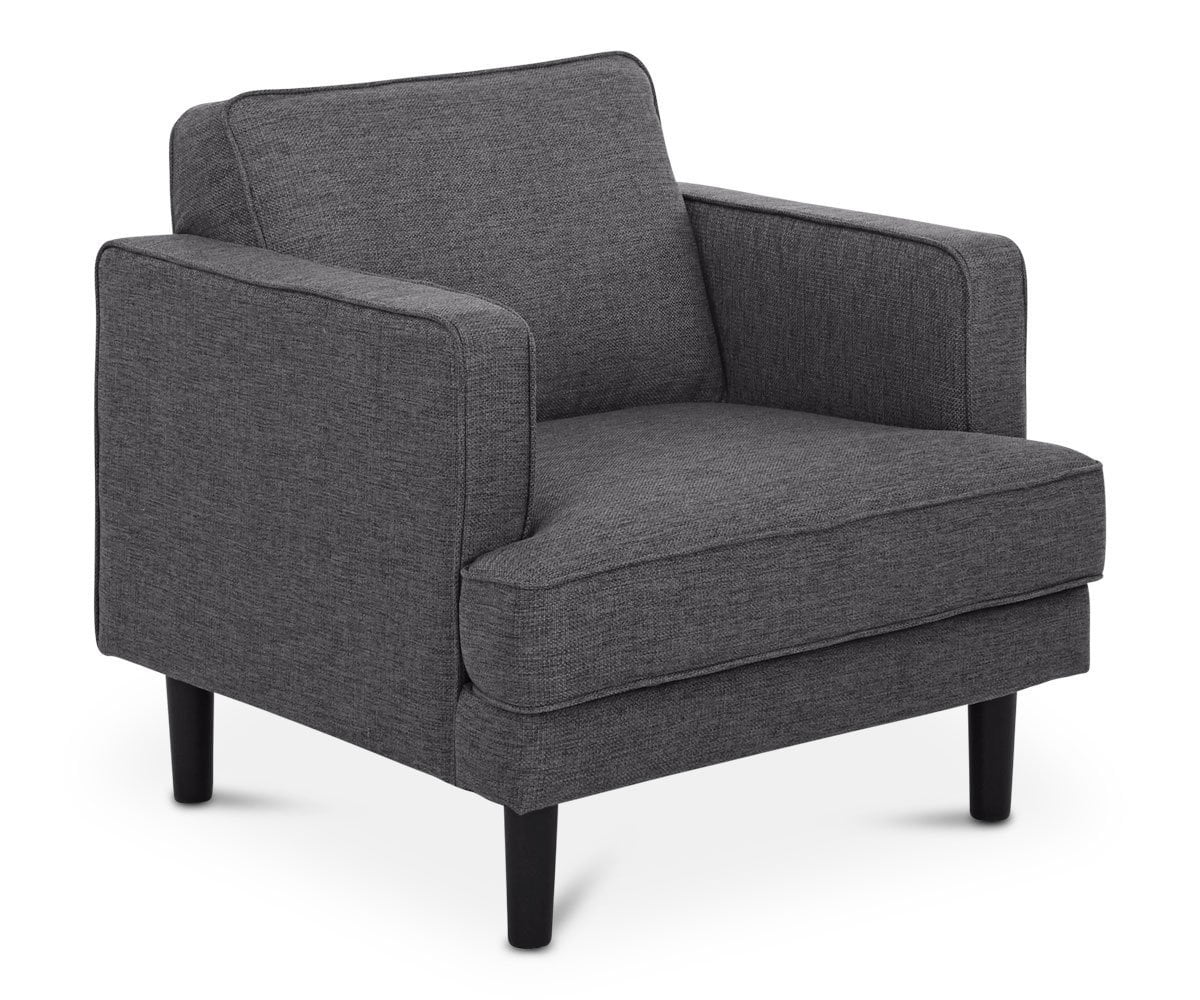 Liam Chair - Grey - Scandinavian Designs