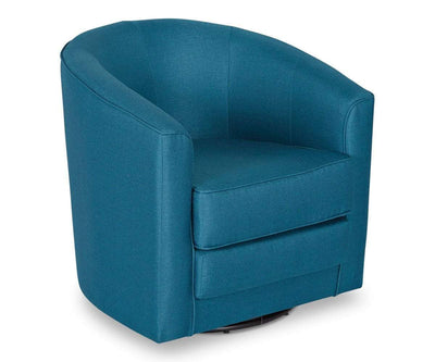 Theva Swivel Chair - Scandinavian Designs