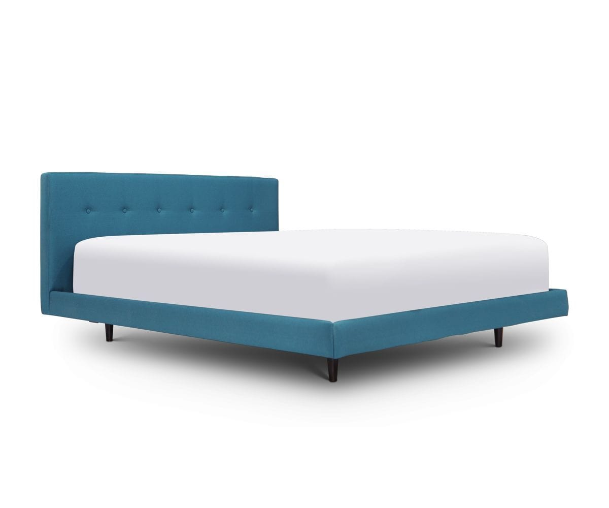 Rayne Bed Petrol Corsica 45 / Queen - Scandinavian Designs