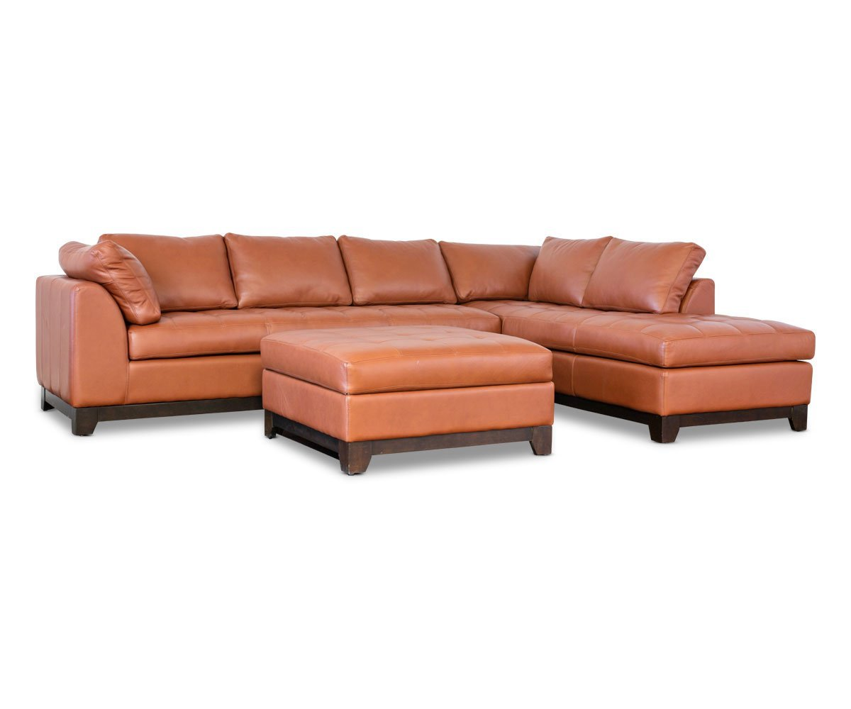 Valenza Sectional - Scandinavian Designs