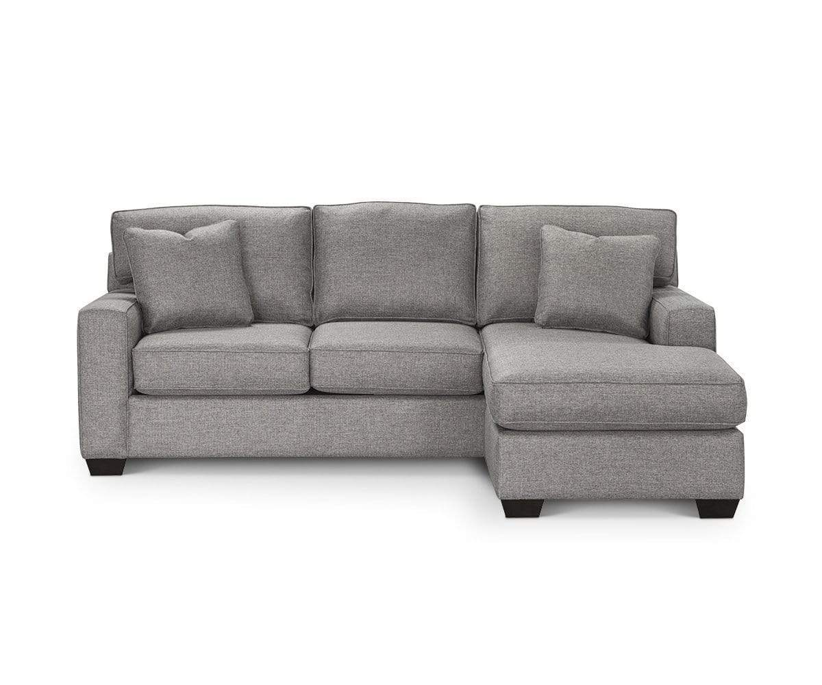 Ezra Flip Chaise Sleeper Sectional - Scandinavian Designs
