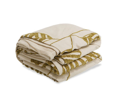 Dokka Duvet Set Beige/Multi / Full/Queen - Scandinavian Designs