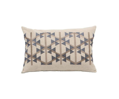 Sorfold Pillow Cover Beige/Multi - Scandinavian Designs