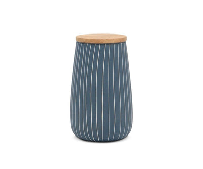 Messina Jars Blue / Medium - Scandinavian Designs