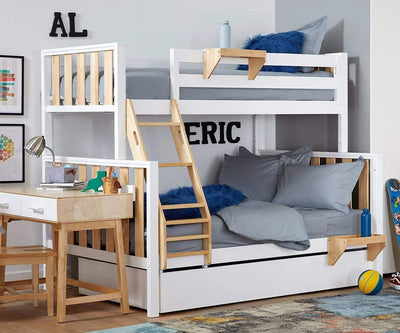 Rowan Twin-Over-Full Bunk Bed