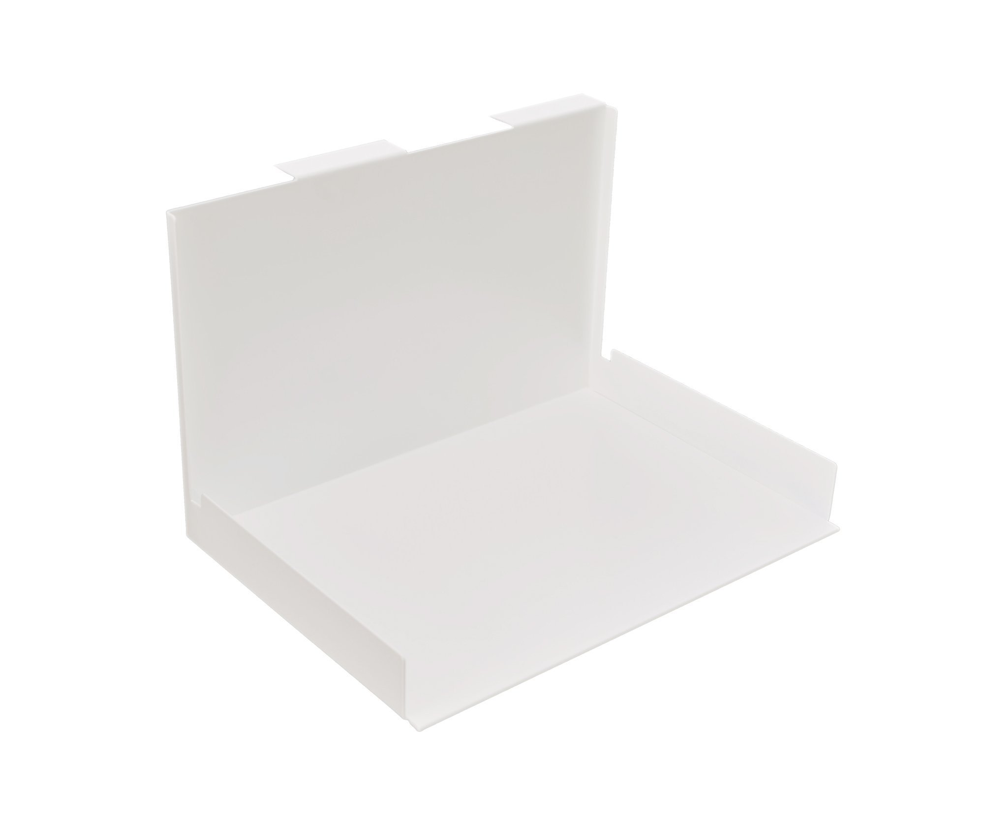 Jensen Paper Tray WHITE - Scandinavian Designs