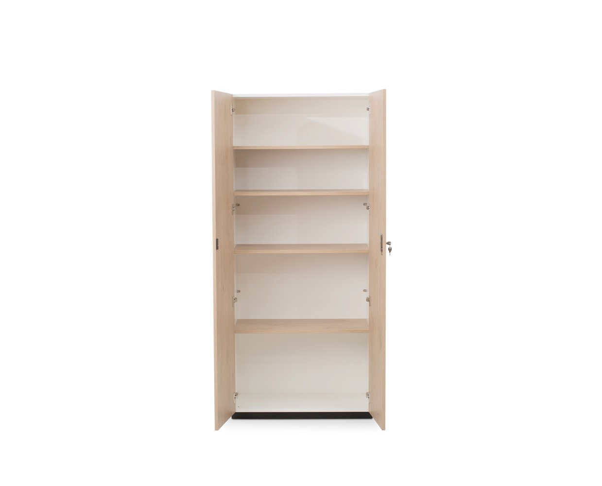 "Jensen 70"" Bookcase Doors OAK - Scandinavian Designs"