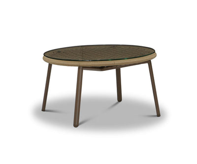 Inula Coffee Table Taupe/Brown - Scandinavian Designs