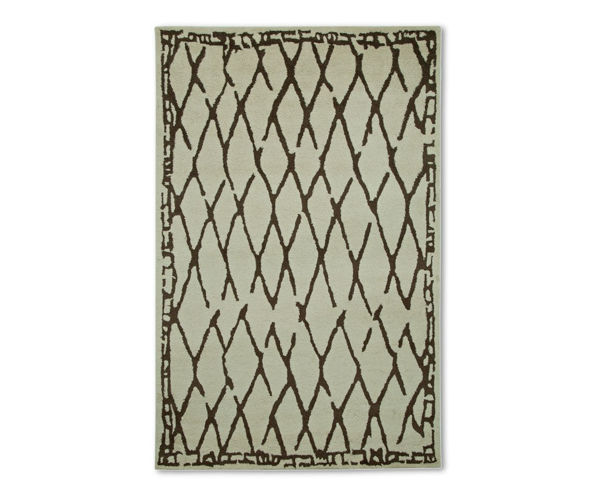 Harstad Cream Rug - Scandinavian Designs