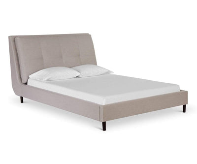 Lotta Bed BEIGE / Queen - Scandinavian Designs