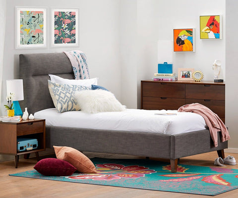 Tambur Bed - Twin & Full - Scandinavian Designs