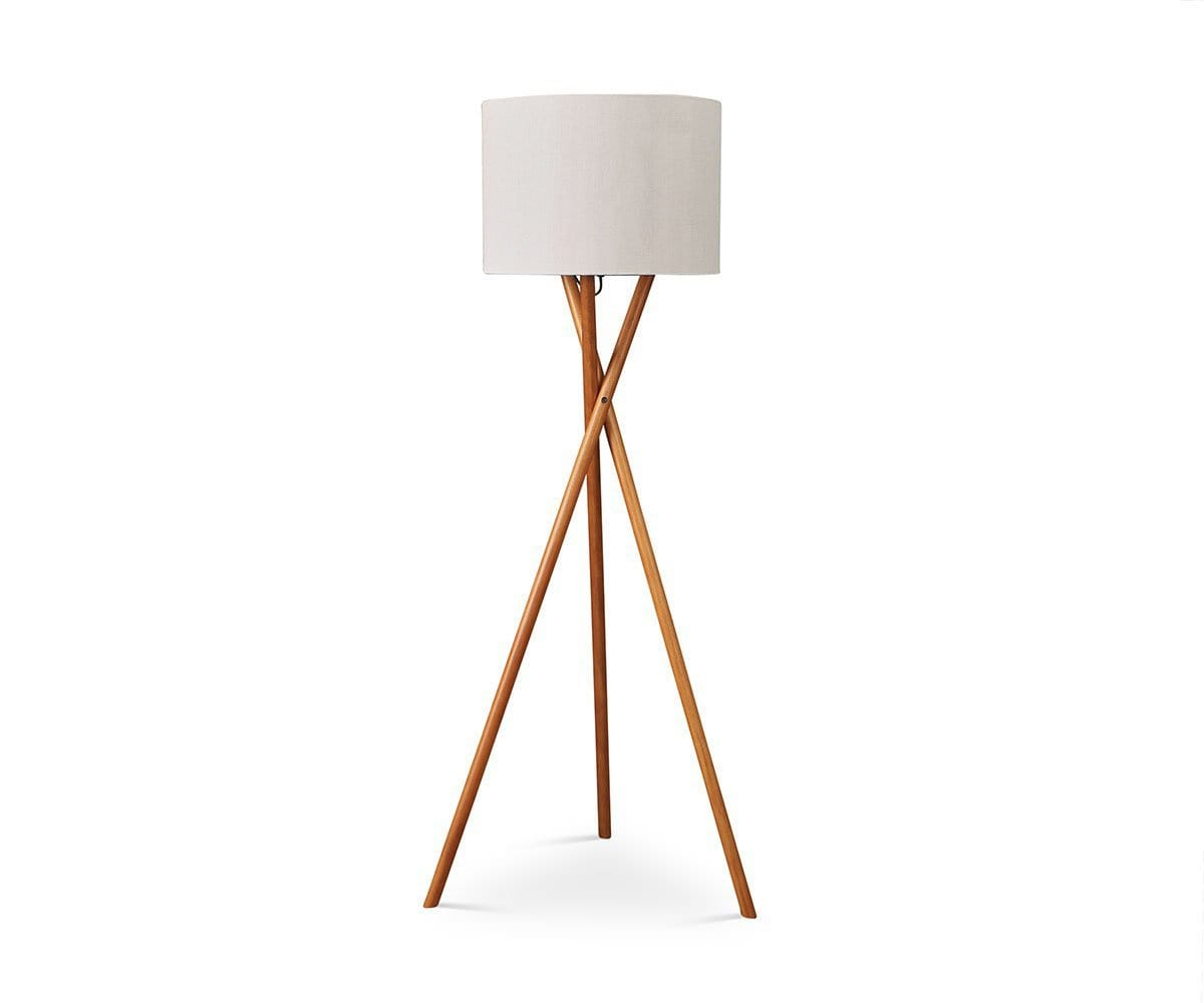 Gaffel Floor Lamp - Scandinavian Designs