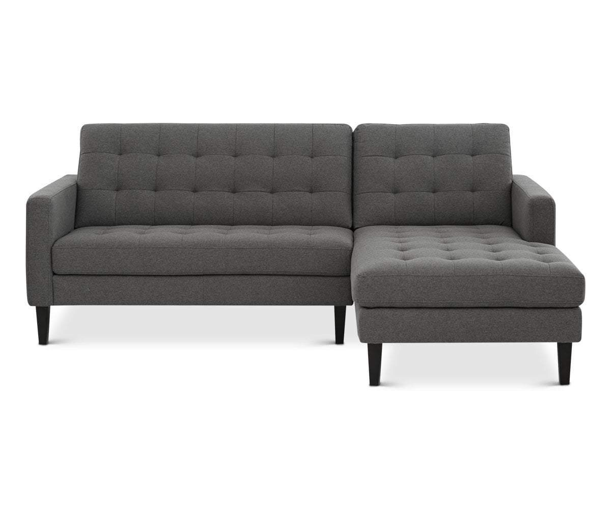 Laura Right Chaise Sectional - Scandinavian Designs