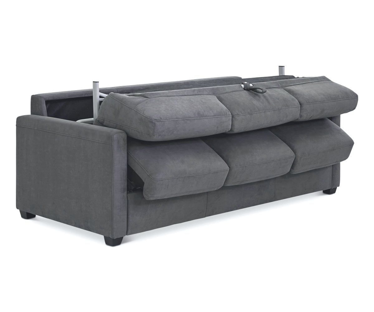 Jonas Queen Sleeper Sofa Charcoal C-820 - Scandinavian Designs