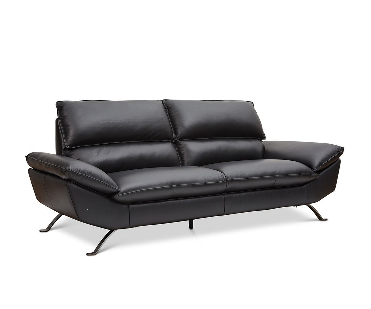 Rolf Leather Sofa - Scandinavian Designs