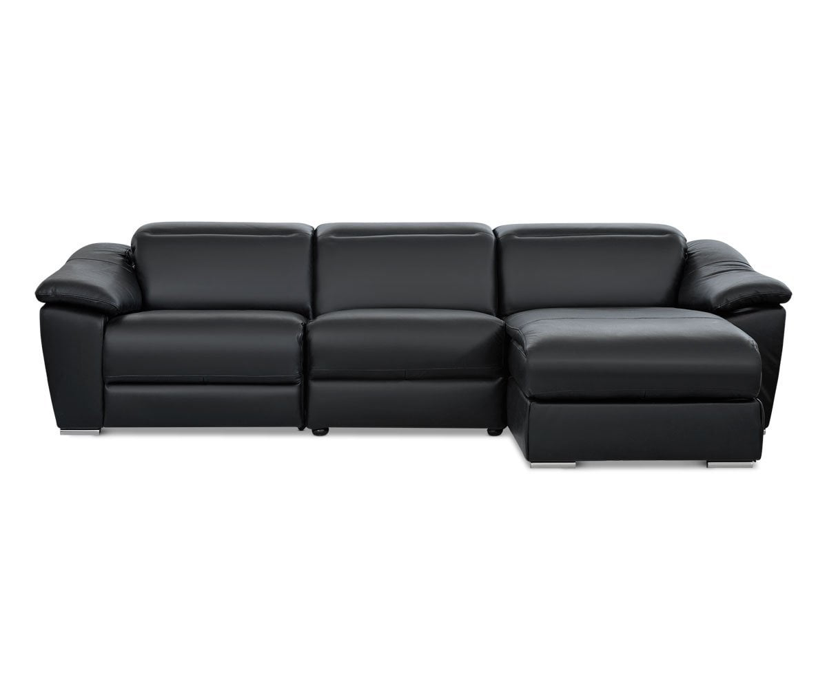 Maxino Power Right Chaise Sectional - Scandinavian Designs