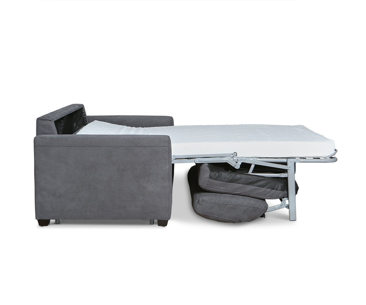 Jonas Full Sleeper Sofa Charcoal C-820 - Scandinavian Designs