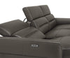 Vetali Leather Power Reclining Right Sectional Dark Grey L/S 1022 - Scandinavian Designs