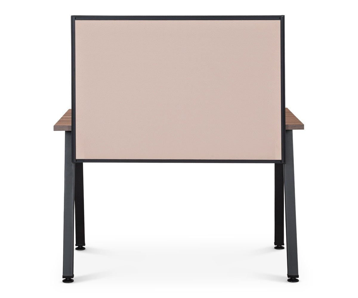 "Avoz Desk Screen 47.25""W - Scandinavian Designs"