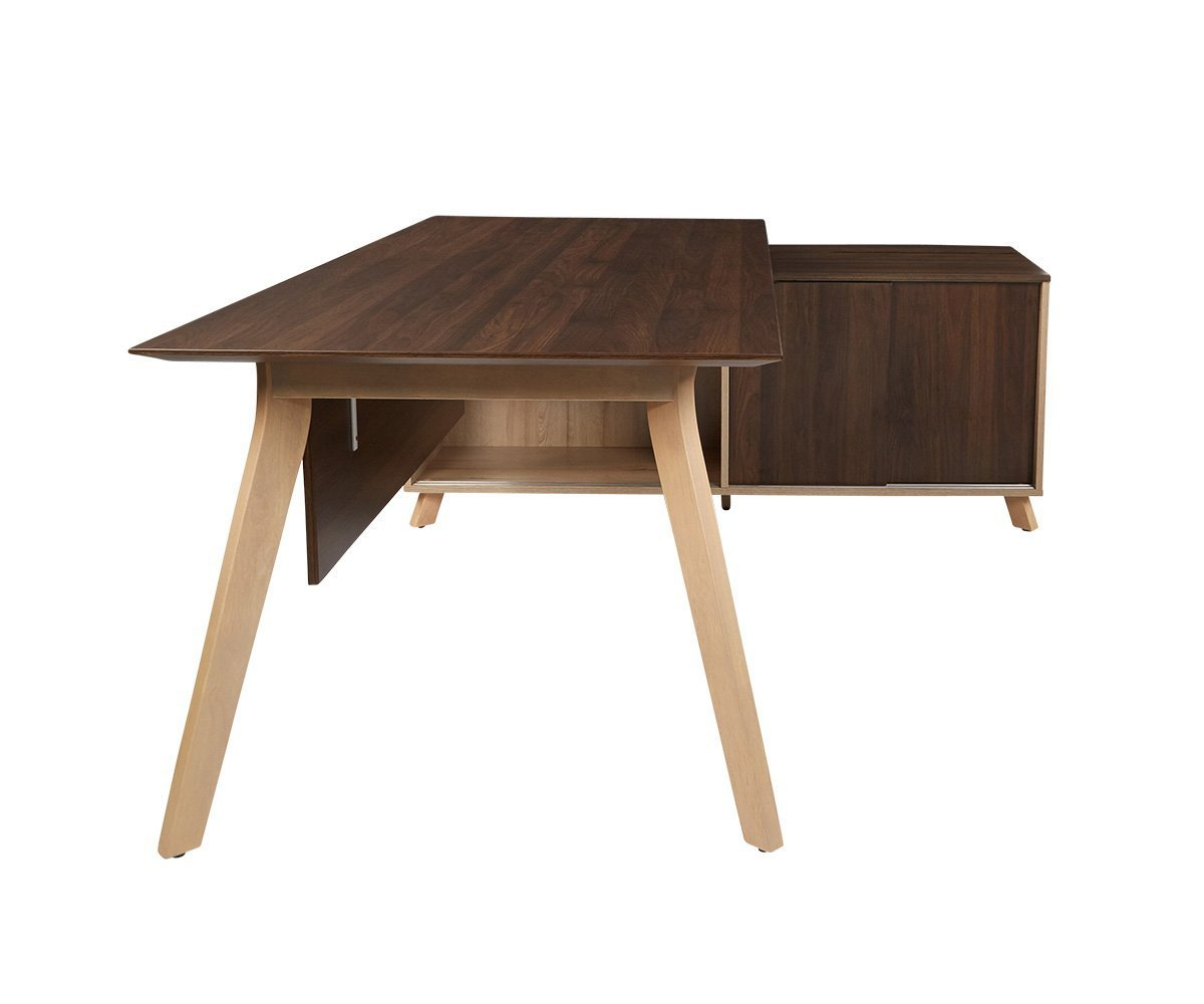 Thorsten Executive Desk - Scandinavian Designs