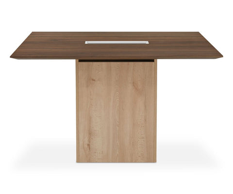 Jensen Square Meeting Table Scandinavian Designs - Square meeting table