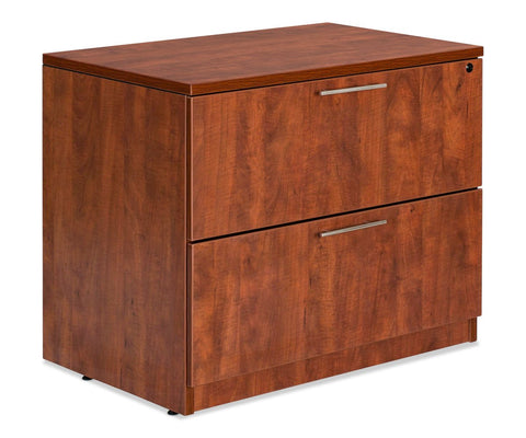 Ritzo Lateral File - Cherry - Scandinavian Designs