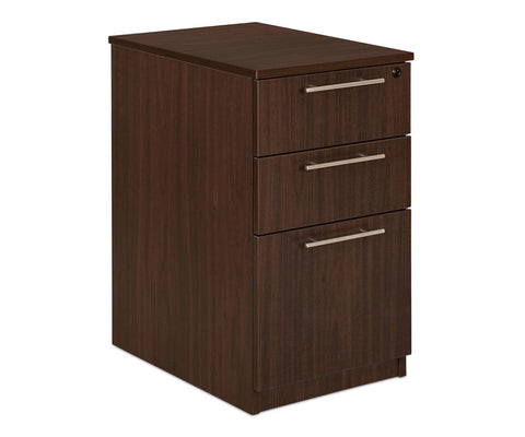 Ritzo 3-Drawer Mobile Pedestal - Scandinavian Designs
