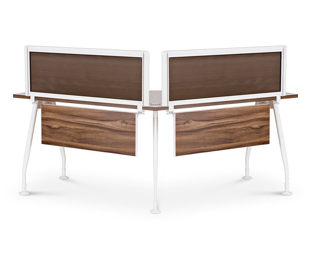 "Sparsa 40""W Desk Screen - Scandinavian Designs"