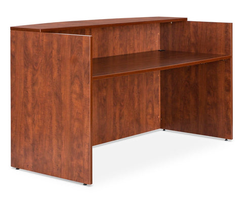 "Ritzo 71""W Reception Desk - Scandinavian Designs"