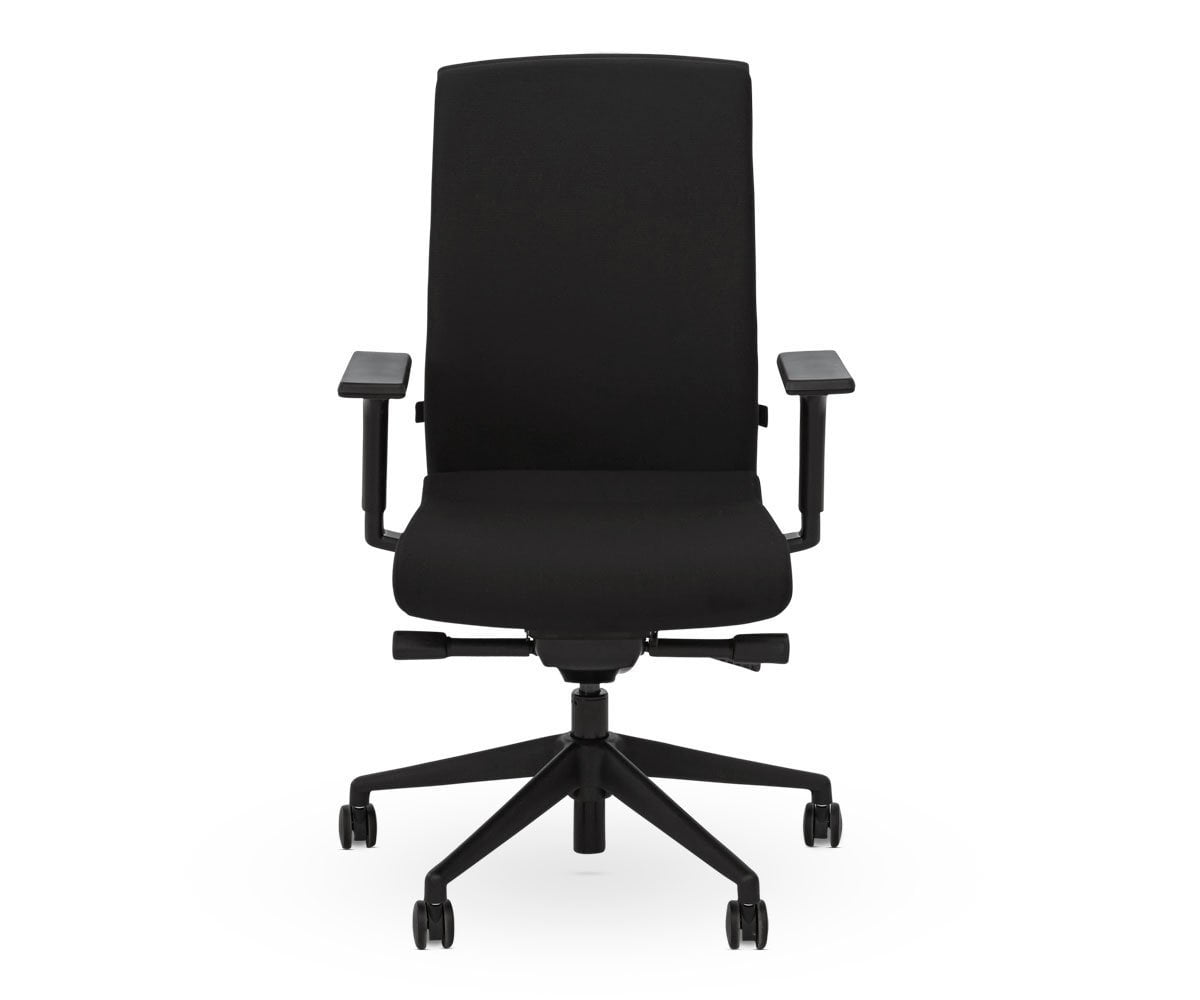 Rasmus Desk Chair   Black