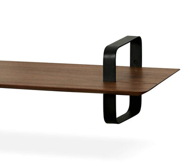 Sigra Shelf Walnut - Scandinavian Designs