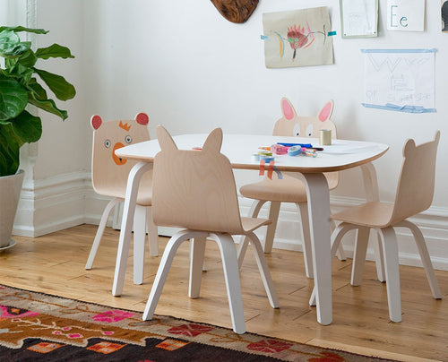 Rabbit Play Chair (Set of 2) - Scandinavian Designs