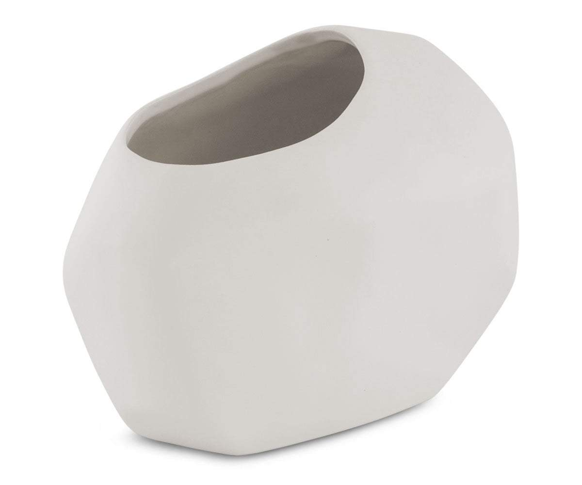 Venn Vase - White WHITE / LARGE - Scandinavian Designs