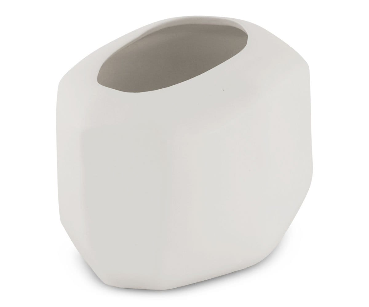 Venn Vase - White WHITE / SMALL - Scandinavian Designs