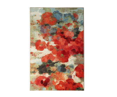 Colorful Garden Rug Colorful Garden Multi - Scandinavian Designs