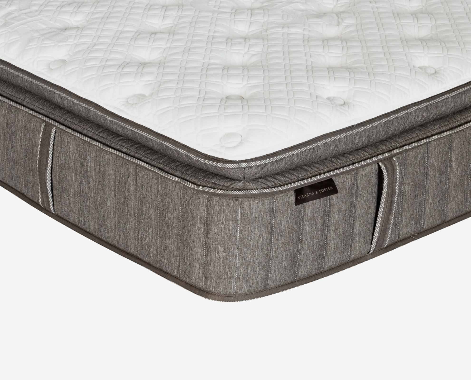 Supportive ergonomic comfort mattress