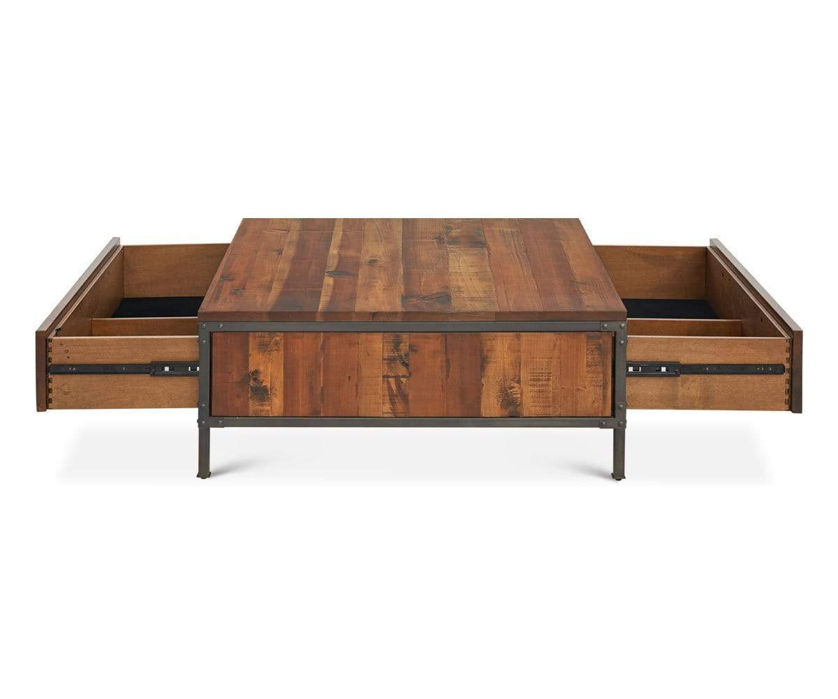 Insigna Coffee Table Square - Scandinavian Designs
